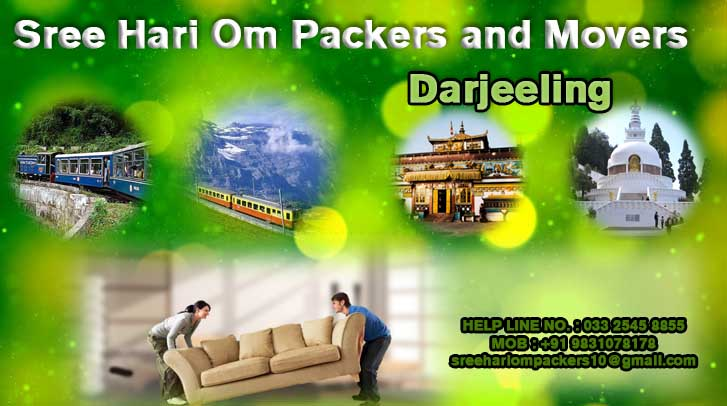 packers and movers darjeeling