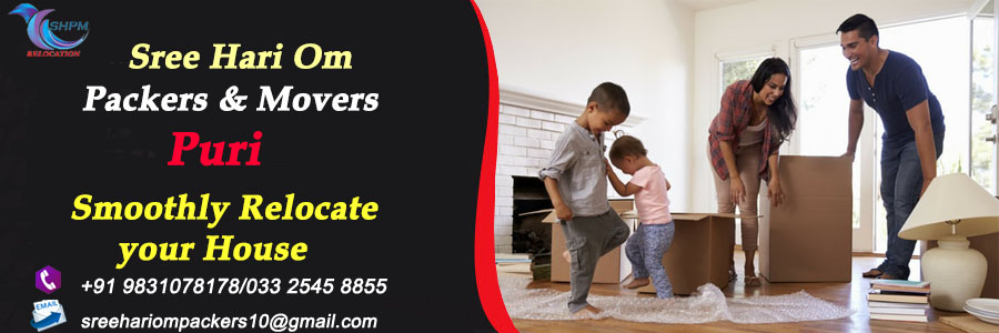 Sree Hari Om Packers and Movers Puri