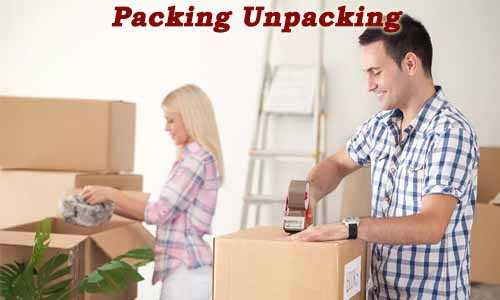 Packers and Movers New Town