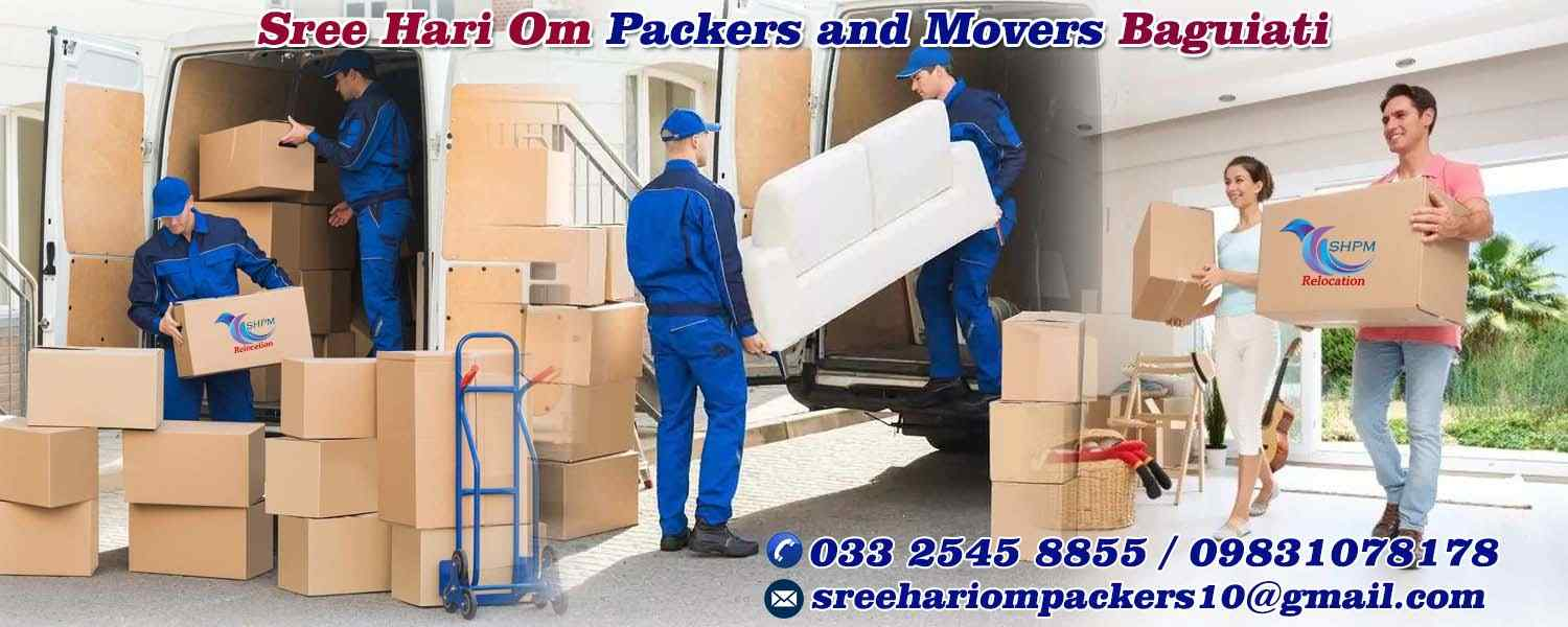 Packers and Movers baguiati